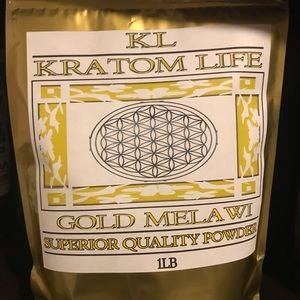 1lb - Gold Melawi Kratom Powder